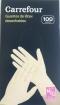 Guantes látex desechables con polvo Talla Mediana/Grande