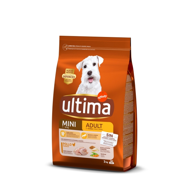 Ultima Dog Mini Adult 3 Kg