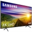TV LED 101,6 cm (40'') Samsung 40NU7125, UHD 4K, Smart TV