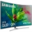 TV QED 165,1 cm (65'') Samsung 65Q8C, Curvo, UHD 4K, Smart TV