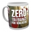 Taza The Walking Dead Daryl Zombie