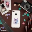 "Becool® - Fundas Gel Dibujo Lobo ""be Wild"" Para Zte Nubia Z11 Mini"