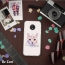 "Becool® - Fundas Gel Dibujo Gato ""be Sweet"" Para Moto G5"