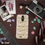 Becool® - Fundas Gel Flores Y Helechos Para Ulefone Power
