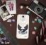 "Becool® - Fundas Gel Dibujo Buitre ""freedom"" Para Leagoo M5"