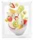 Estor Enrollable Happystor Estampado Digital Cocina Hscc97696 100x180