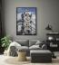 Panorama® Cuadro De Aluminio Ciudad De Londres 35 X 50 Cm | Impreso En Aluminio Dibond Blanco De Alta Calidad | Cuadros Para Salón | Cuadros Para Dormitorio | Láminas Decorativas | Cuadros Modernos