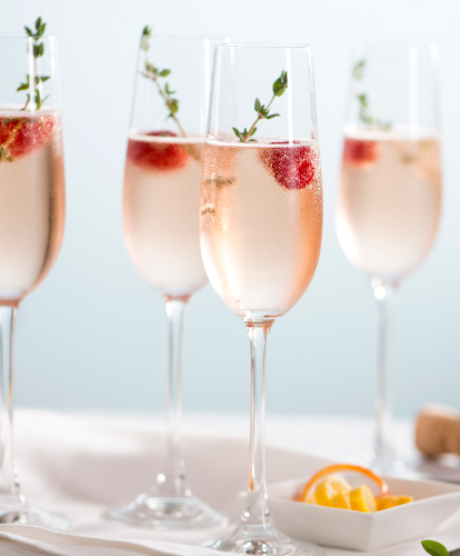 Burbujas Rosas
