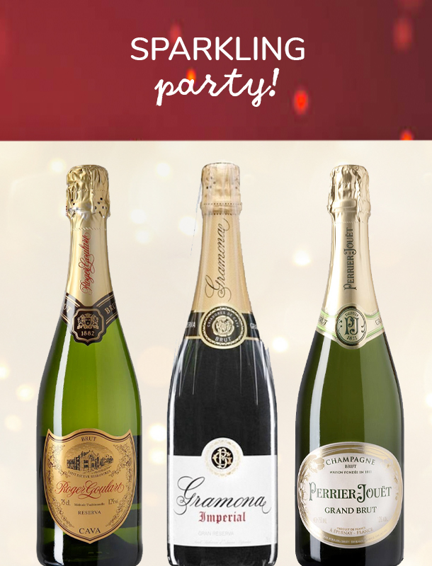 SPARKLING PARTY!