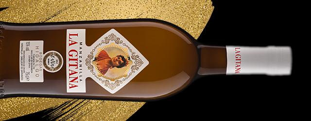 Hidalgo La Gitana Manzanilla - D.O. Jerez-Xérès-Sherry