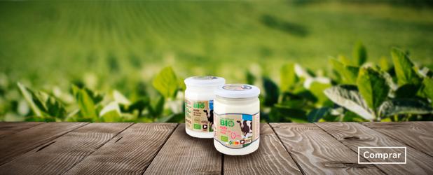 Kéfir leche de vaca natural o desnatada 0% Carrefour BIO 420 g