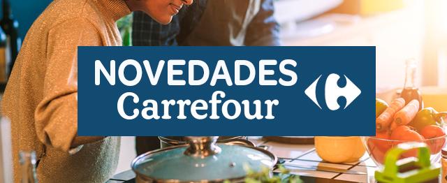Novedades Carrefour