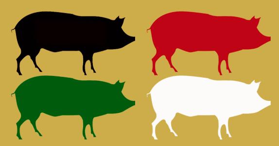 Normativa del jamón ibérico