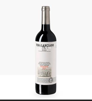 -15% de descuento 3 botellas Viña Lanciano Reserva