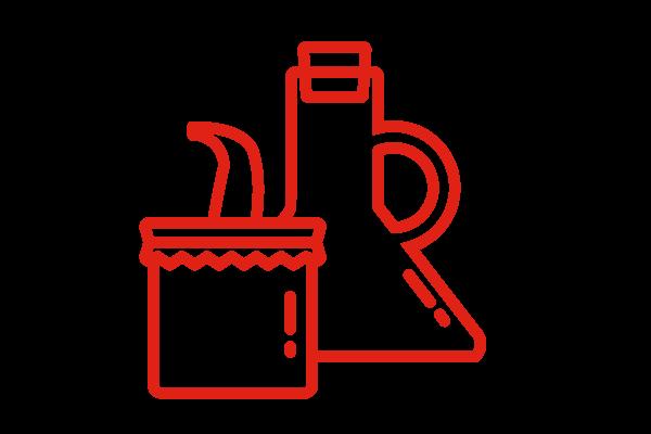 Conservas, platos preparados y básicos