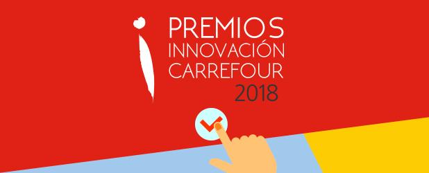 Premios Innovación Carrefour 2018