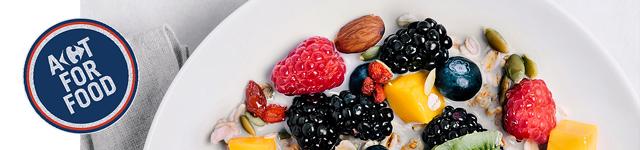 Acciones para comer mejor