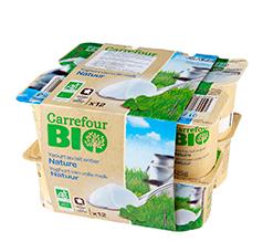 Yogures Carrefour BIO