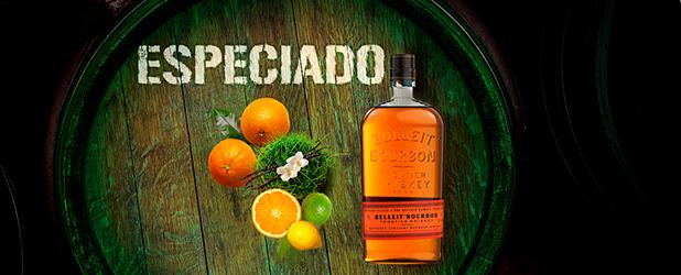 Whisky especiado