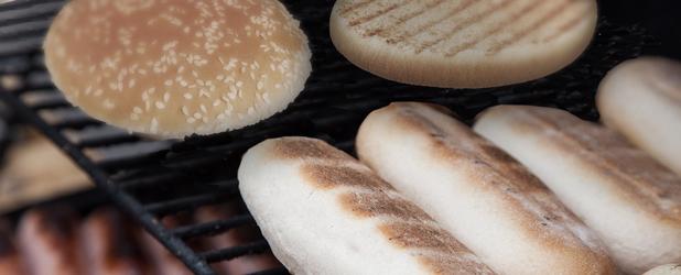 Pan de Hamburguesa y Hot Dog