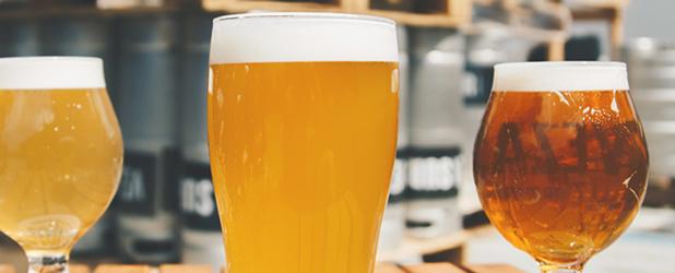 Cervezas y Aperitivos