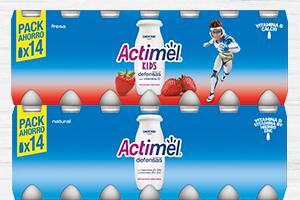 Actimel x14