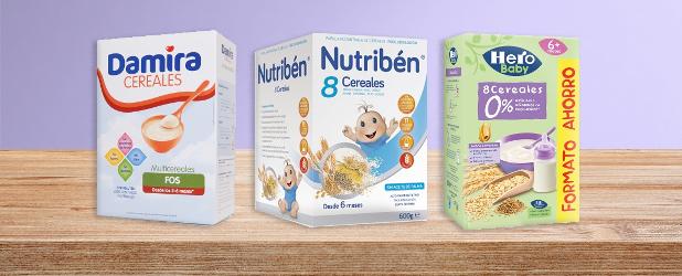 Alimentación infantil Sin Lactosa