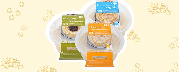 Hummus Carrefour
