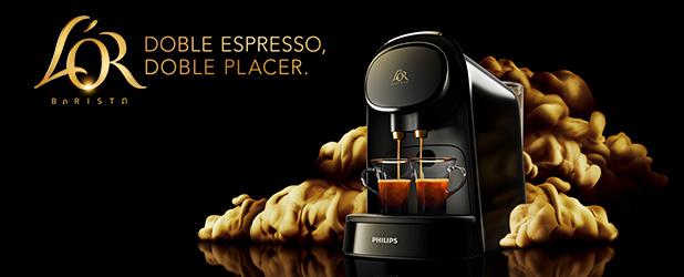 ir a Doble Espresso