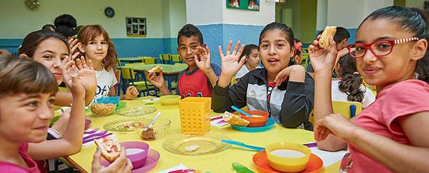 """Programa solidario """"Todos a Desayunar"""" de Kellogg"""