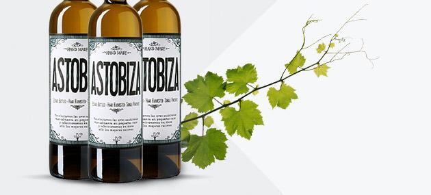 OFERTA DEL DÍA -35% dto - 3 botellas de Astobiza Blanco 2016 (hasta agotar existencias)