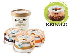 Compra 8€ en esta selección de productos BIO de Pastoret, y TE REGALAMOS 1 ud. de Crema de chocolate ecológica Pastoret 100g