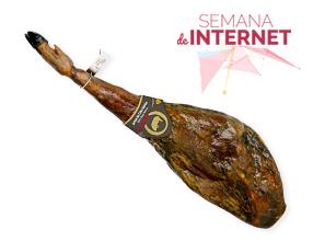 Jamón de cebo ibérico El Lujo Guijuelo Salamanca a 125€/la pieza - Exclusivo online -