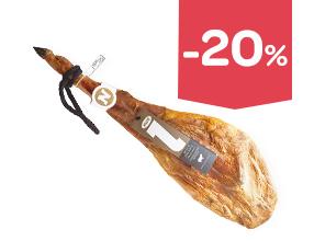 -20% en jamones pieza