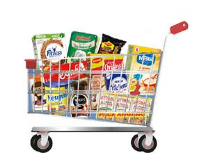Ahorra con el 3X2 de Nestlé y gana uno de los carros Nestlé si eres del Club Carrefour y compras 3 productos