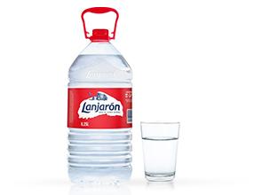 2ª -70% Agua Lanjarón 6,25 l