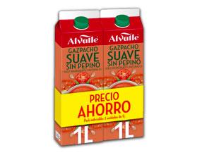 2ª unidad al 50% gazpacho Alvalle