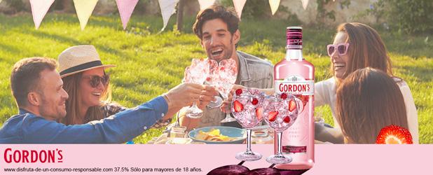 Pink Gin Tonic