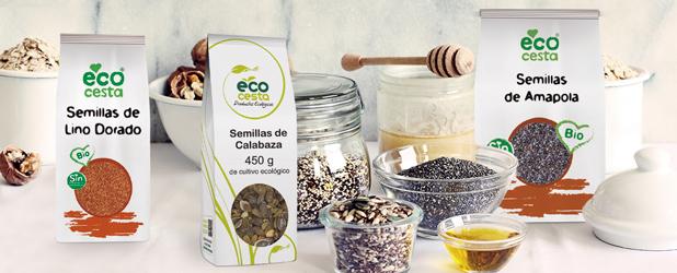 15% de descuento en semillas Ecocesta