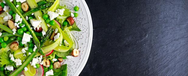 Menestras de verduras ecológicas