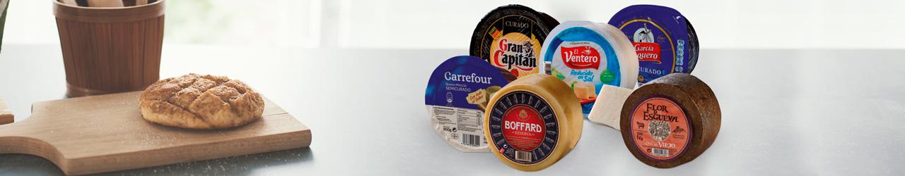 2ª -70% en todos los quesos Mini