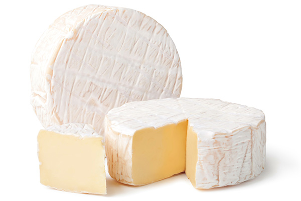 Brie y Camenbert