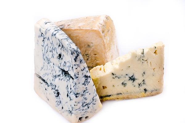 Azules y Roquefort